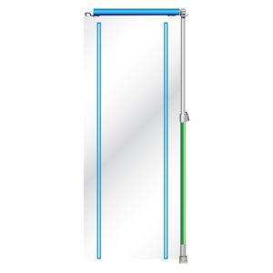 Curtain-Wall-Curtain-Door-Extension-Kit-de